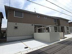 兵庫県神戸市北区杉尾台1丁目の賃貸アパートの外観
