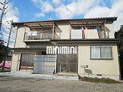 アパートメント岡ノ脇 B棟[1階]の外観