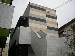エストゥディオ鳳[2階]の外観