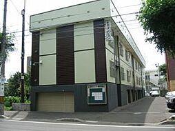 大川マンション[302号室]の外観