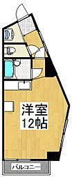 第一神谷ビル[3階]の間取り