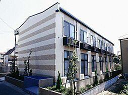 東京都葛飾区青戸8丁目の賃貸アパートの外観