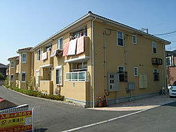 ミゾノカワB棟[105号室]の外観