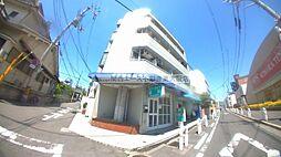 大阪府東大阪市下小阪2丁目の賃貸マンションの外観
