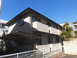 ラ・メゾンクレール[2階]の外観