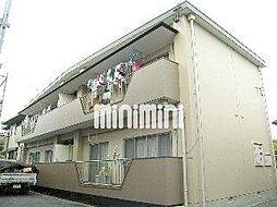 林アパートI[1階]の外観