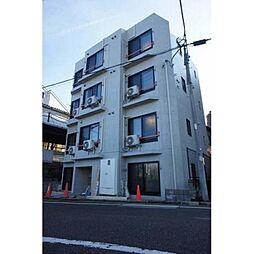 東京都板橋区徳丸2丁目の賃貸マンションの外観