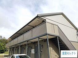 千葉県松戸市紙敷の賃貸アパートの外観