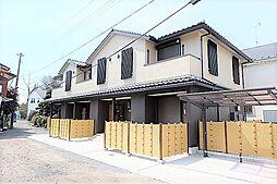 [テラスハウス] 東京都昭島市中神町1丁目 の賃貸【/】の外観