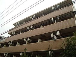 東京都武蔵野市西久保2丁目の賃貸マンションの外観