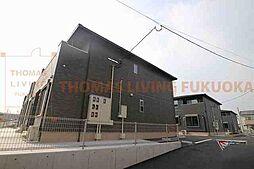 リンデンハウスI[1階]の外観