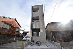 愛知県名古屋市千種区大久手町6丁目の賃貸アパートの外観