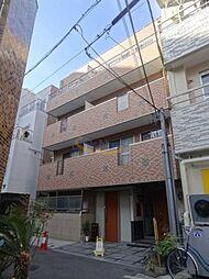 グランパルク西梅田[1階]の外観