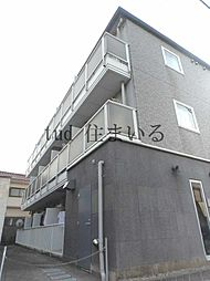 東京都板橋区東新町1の賃貸マンションの外観