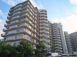 兵庫県宝塚市中山桜台6丁目の賃貸マンションの外観