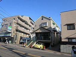 コ−ポ・ミヤザキ[1階]の外観