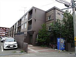 ホークメゾン札幌2号館[00311号室]の外観