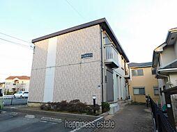 [テラスハウス] 東京都町田市金井7丁目 の賃貸【/】の外観