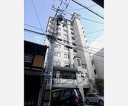 京都府京都市下京区忠庵町の賃貸マンションの外観