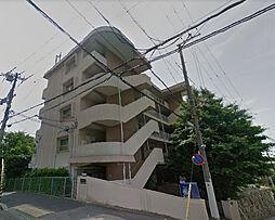 兵庫県神戸市中央区中島通3丁目の賃貸マンションの外観