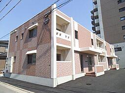 メゾンクーカム[1階]の外観