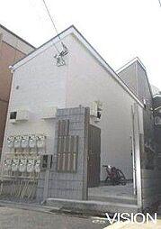 サークルハウス北千住[204号室]の外観