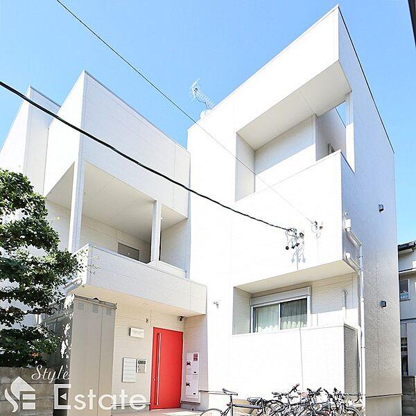 愛知県名古屋市千種区春里町1丁目の賃貸アパートの画像