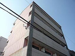 大阪府大阪市西淀川区出来島2丁目の賃貸マンションの外観