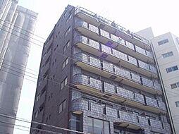 YKハイツ西明石[6階]の外観