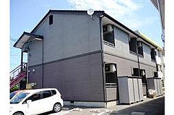 新潟県新潟市中央区上所中2丁目の賃貸アパートの外観