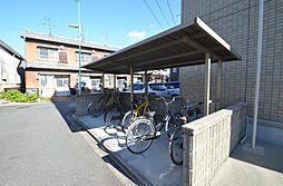 愛知県名古屋市中川区万場5の賃貸アパートの外観