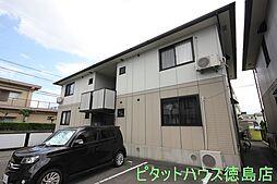 プラザ・ルミエール弐番館 E[201号室]の外観
