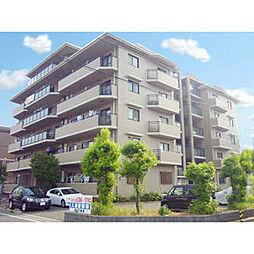 大阪府茨木市真砂2丁目の賃貸マンションの外観