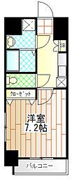 ザ・パーククロス町田[10階]の間取り