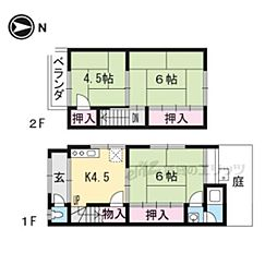 長岡天神駅 6.0万円