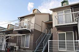 ミリオンバレイ[2階]の外観