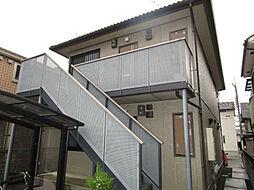 メニィカインズK[1階]の外観