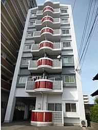 宮崎県宮崎市大工の賃貸マンションの外観