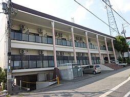 インタービレッジ青山二番館[112号室]の外観