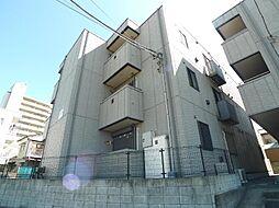 グランバリエ北小金II[3階]の外観