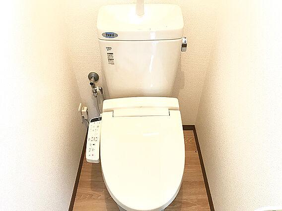 「トイレ」1F...