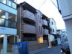 兵庫県尼崎市東園田町8丁目の賃貸マンションの外観