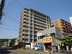 ドライバウム江坂[8階]の外観