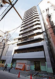 ファーストステージ東梅田[8階]の外観
