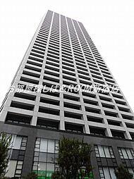 コンシェリア西新宿TOWER'S WEST(コンシェリア西新宿タワーズウ[17F号室]の外観