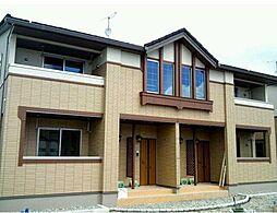 長野県松本市大字寿豊丘の賃貸アパートの外観