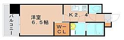 ウェルブライト博多[12階]の間取り