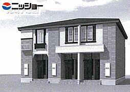 リバーサイドIV[2階]の外観