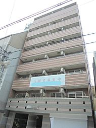 ルミエール駒川[903号室]の外観