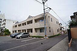 香川県高松市松島町3丁目の賃貸アパートの外観